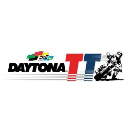 Daytona TT Event Sticker
