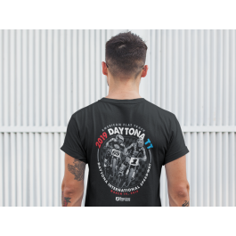 Event: 2019 Daytona TT - Men's T-Shirt Black