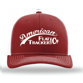 AFTCC: 2018 Hat -  Snapback Maroon White