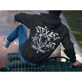 2019 Texas Half-Mile Men's Event Hoodie