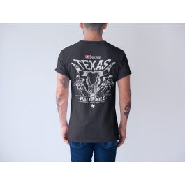 2019 Texas Half-Mile Men's Black Event T-Shirt