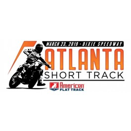 Atlanta Short Track Event Sticker