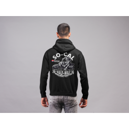 2019 So-Cal Half-Mile Event Hoodie