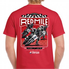 2019 Red Mile Red Event T-Shirt