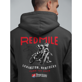 2019 Red Mile Men's Event Hoodie