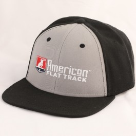 Pro: 2019 Snapback -  Full Logo Black Grey