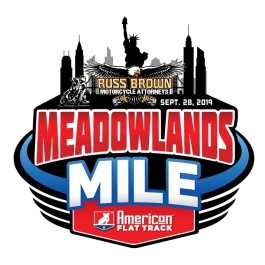 2019 Meadowlands Mile Event Sticker