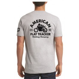 AFTCC: Men's Grey Crest T-Shirt