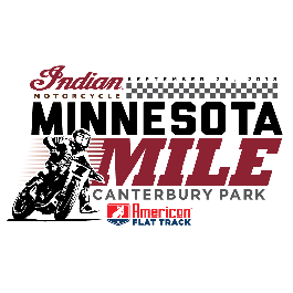 2018 Minnesota Mile Event Sticker