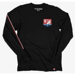 Pro Line: Men's Striped Long Sleeve T-Shirt