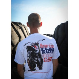 AFTCC Men's Rear Bike View T-Shirt