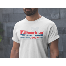 AFTCC: 2019 Schedule -  T-Shirt White