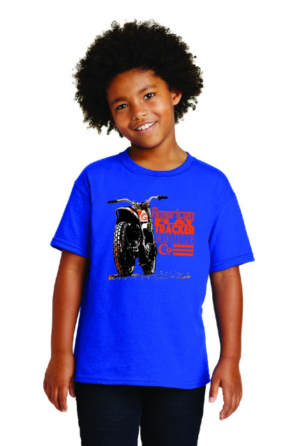 AFTCC: Youth Blue RBV T-Shirt