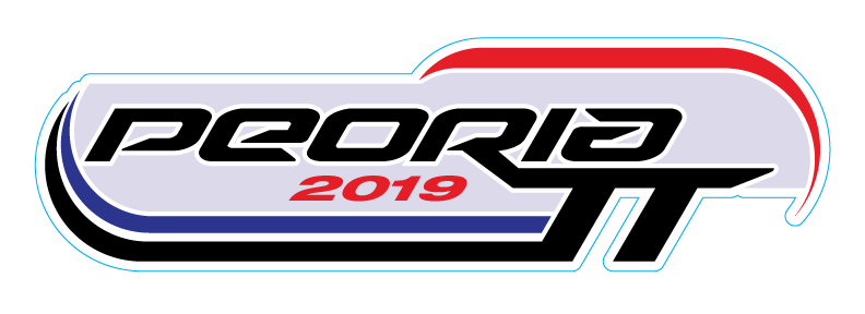 Event: 2019 Peoria TT -  Sticker