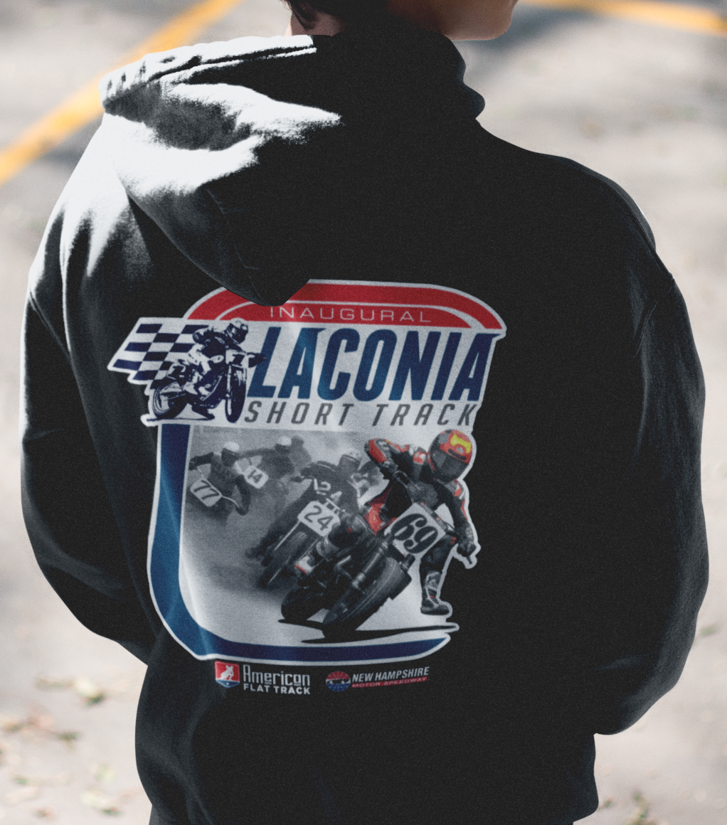 2019 Laconia Short Track Event Hoodie