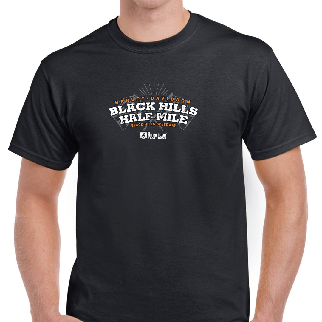 Event: 2018 Black Hills - Men's Shirt Black