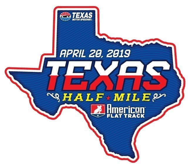 2019 Texas Half-Mile Event Sticker