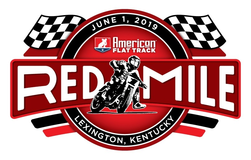 2019 Red Mile Event Sticker