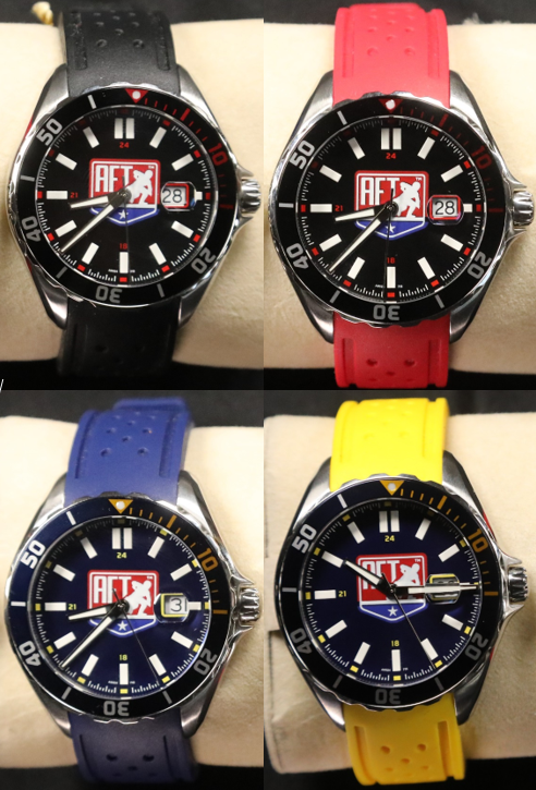 Pro Line: Official AFT TDFJ Custom Watches