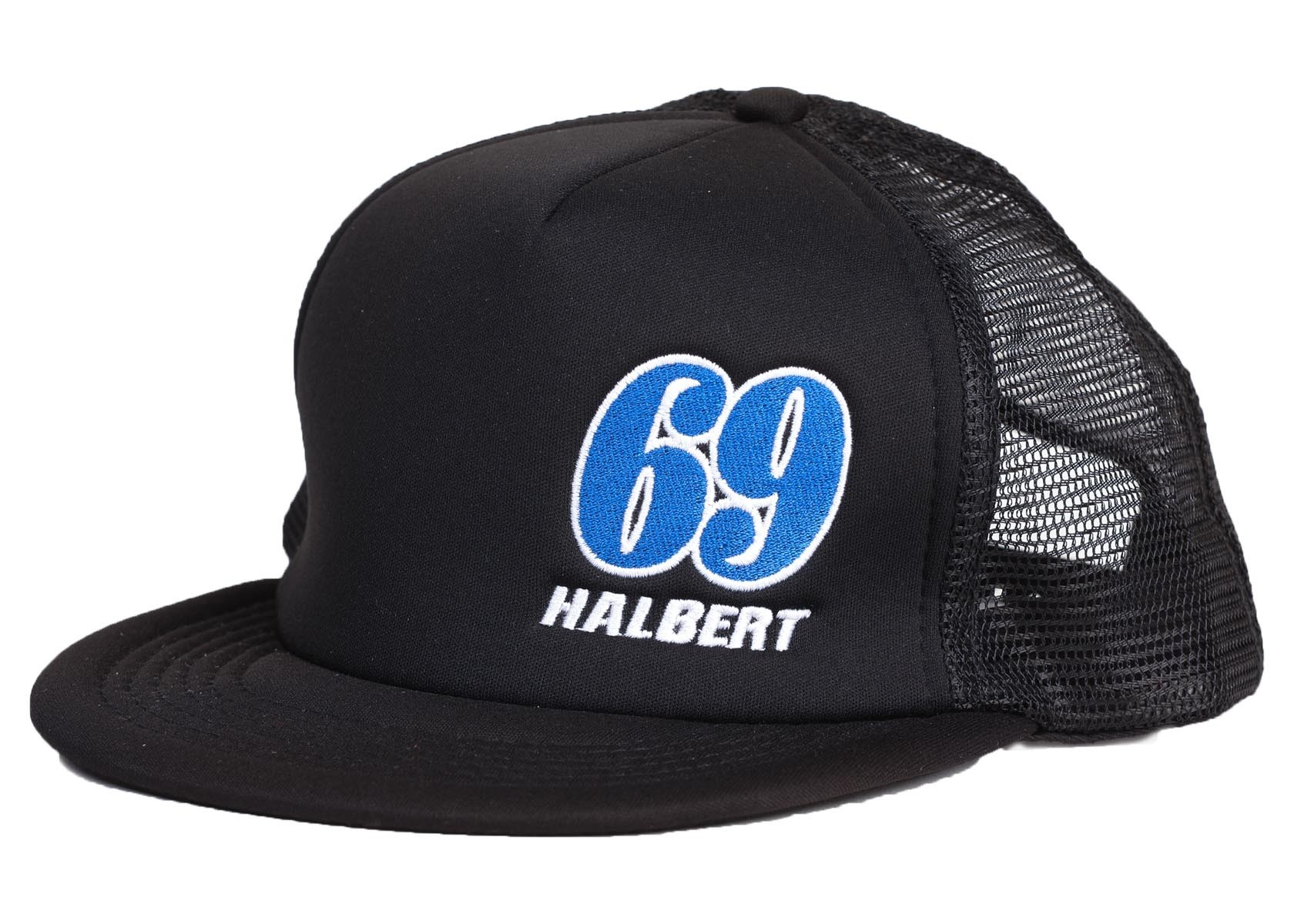 Sammy Halbert Black/Blue 69 Hat