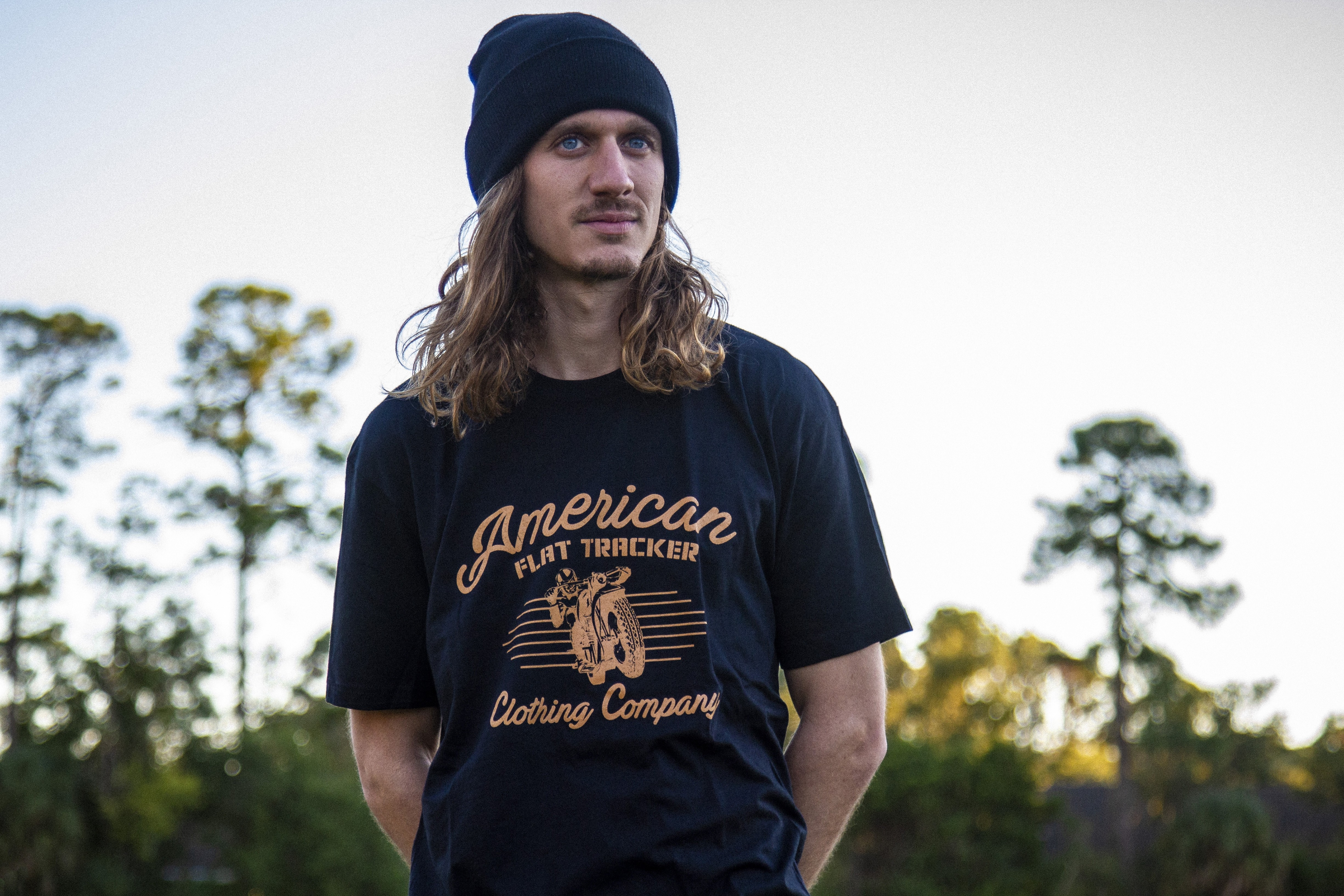 AFTCC: 2018 Vintage Racer - Men's T-Shirt Black