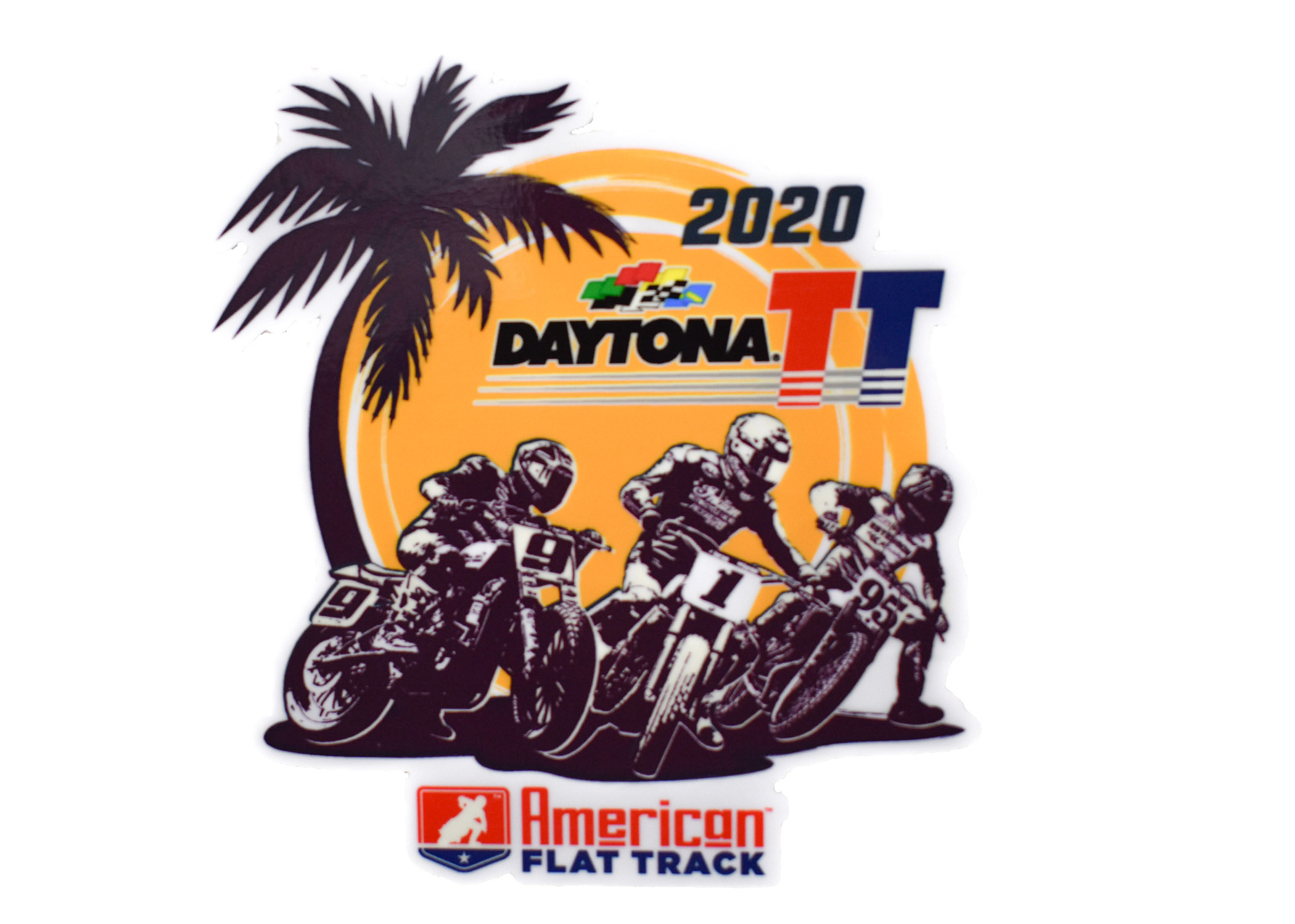 2020 Daytona TT Event Sticker
