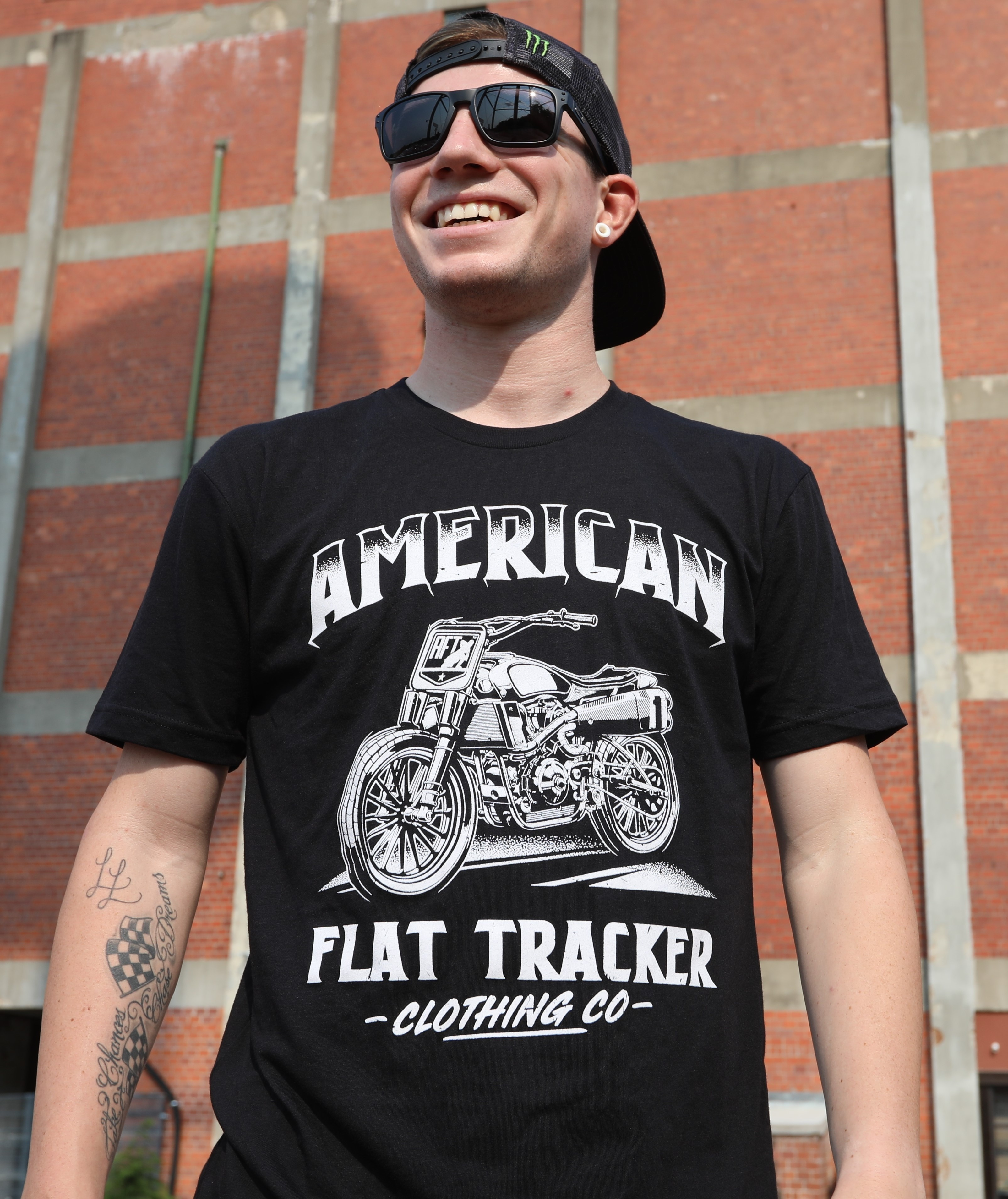 AFTCC Men's Modern Steed Graphic T-Shirt