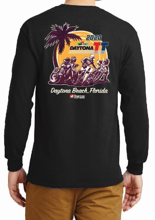 2020 Daytona TT Long Sleeve Event Shirt