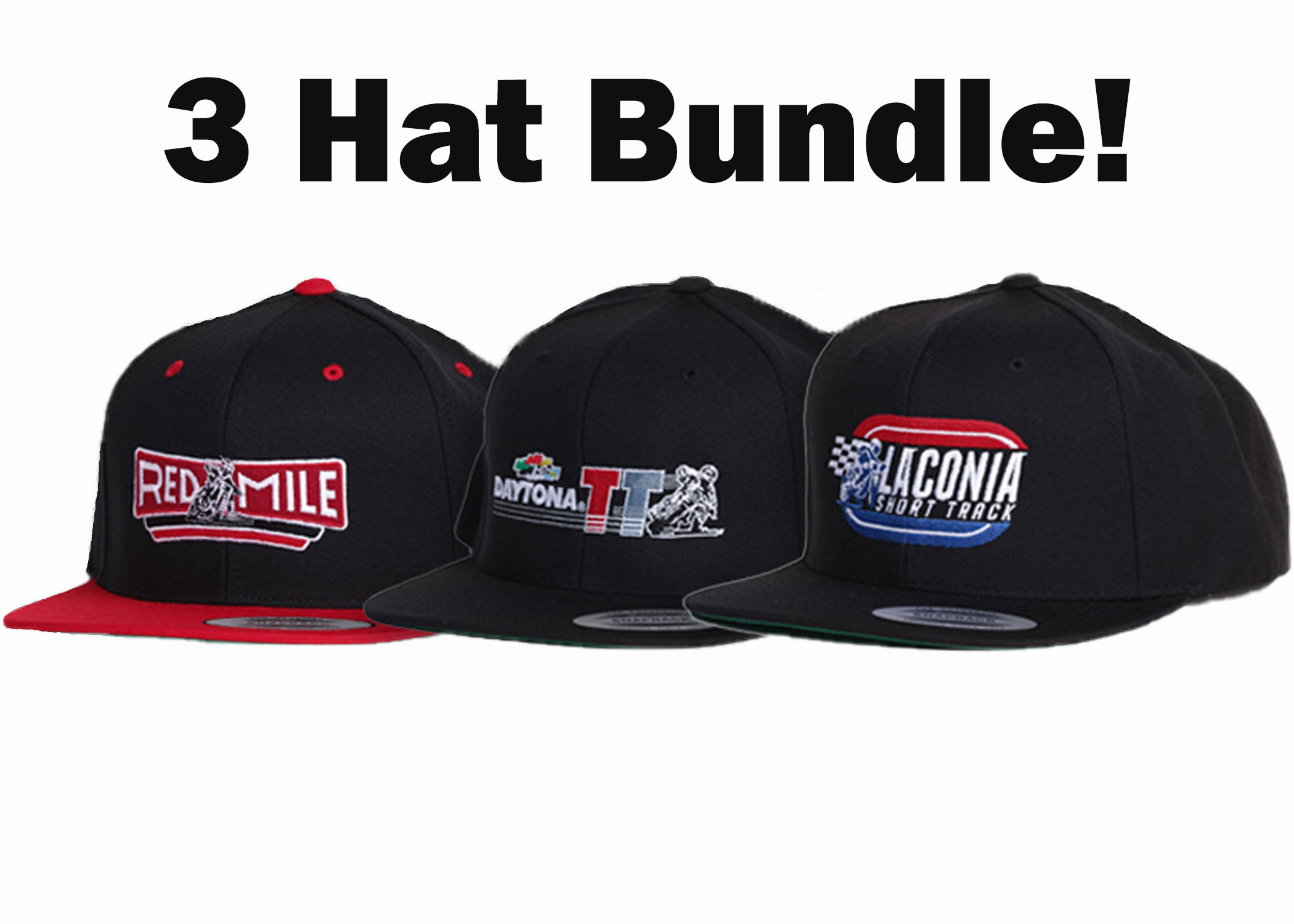 Ultimate Fan Bundle (3 Select Event Hats)