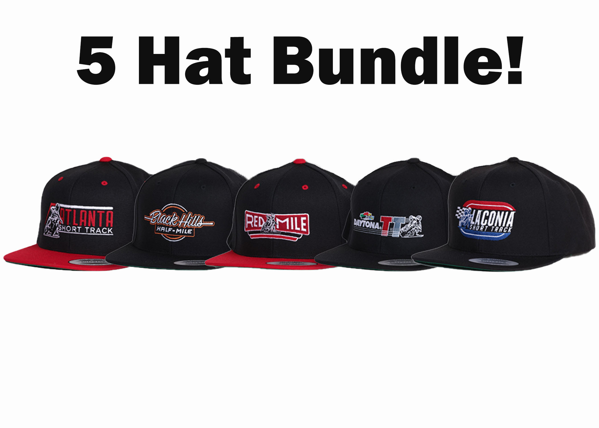 Ultimate Fan Bundle (5 Select Event Hats)