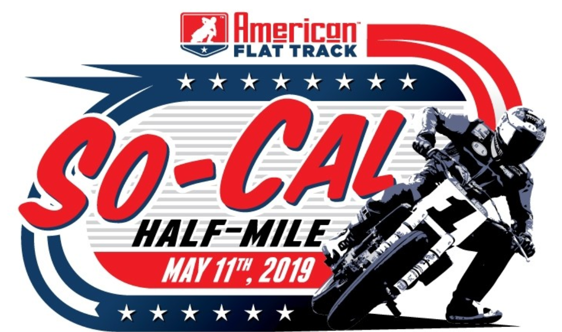 2019 So-Cal Half-Mile Event Sticker