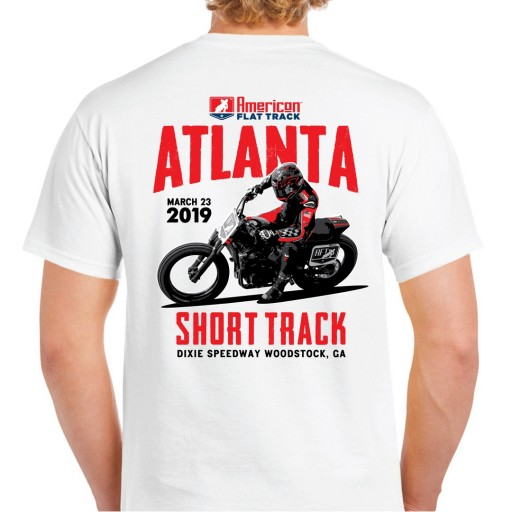 Event: 2019 Atlanta - Men's T-Shirt White