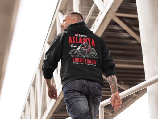 Event: 2019 Atlanta - Men's Hoodie Black