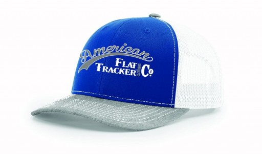 AFTCC: 2019 Hat -  Snapback Blue White