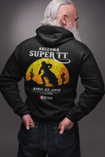 Event: 2019 Arizona - Men's Hoodie Black