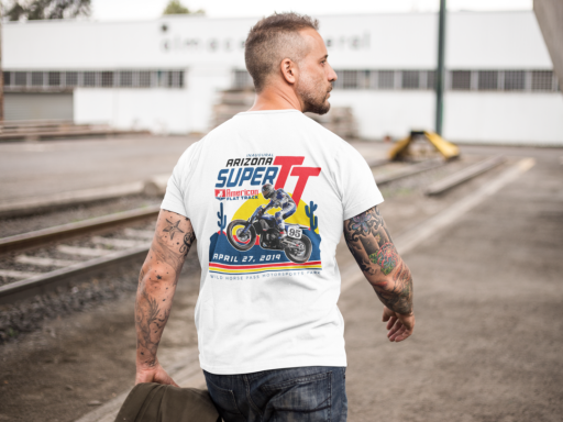 Event: 2019 Arizona - Men's T-Shirt White