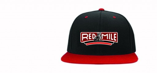 Event: 2019 Red Mile -  Snapback Black Red