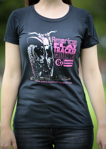 AFTCC Women's Rear Bike View T-Shirt