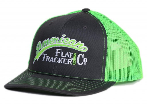 AFTCC: Charcoal Green Snapback Hat