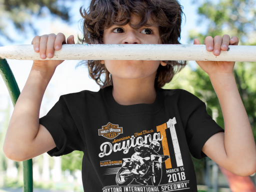 Event: 2018 DAYTONA TT - Youth S/S Black