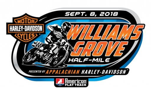 Event: 2018 Williams Grove -  Sticker