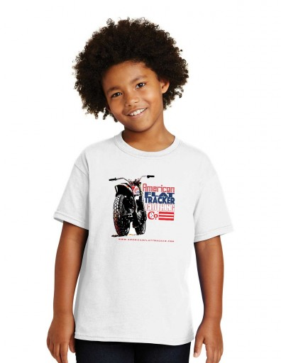 AFTCC Youth Rear Bike View T-Shirt