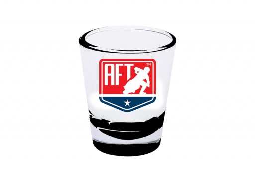 Pro Line: AFT Shield Logo Shot Glass