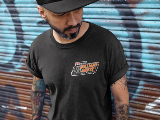 Event: 2018 Williams Grove - Men's T-Shirt Black