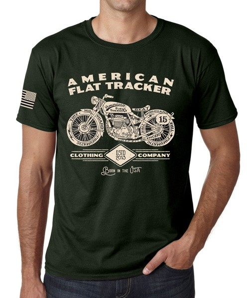 "AFTCC ""SCHEMATIC"" DESIGN CAMO GREEN TEE"