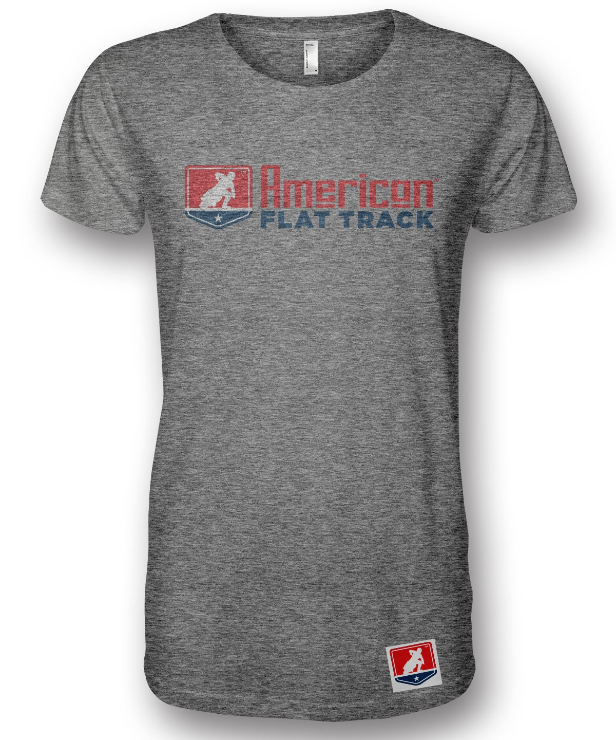American Flat Tracker Pro Line - GREY HEATHER