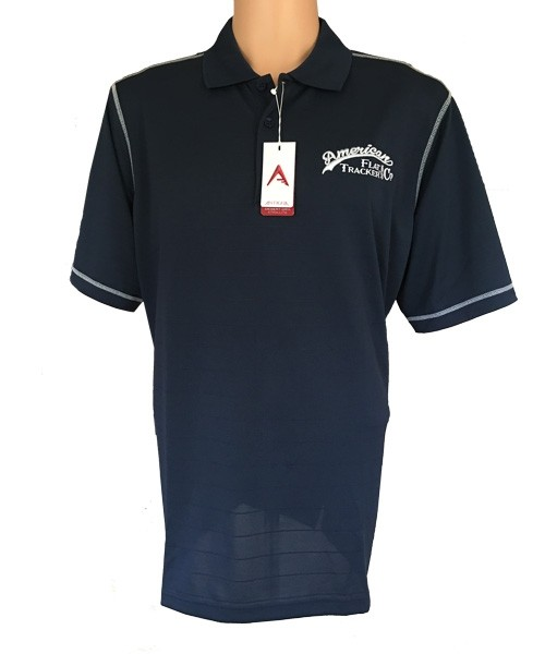 ANTIGUA BRAND AMERICAN FLAT TRACKER - NAVY/WHITE EMBROIDERED