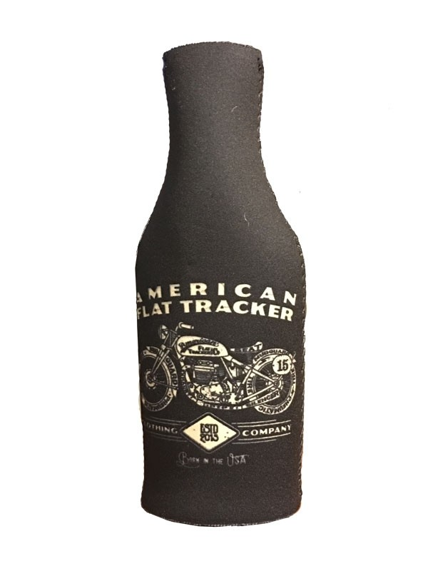 "American Flat Tracker ""SCHEMATIC DESIGN"" Bottle Suit Koozies"