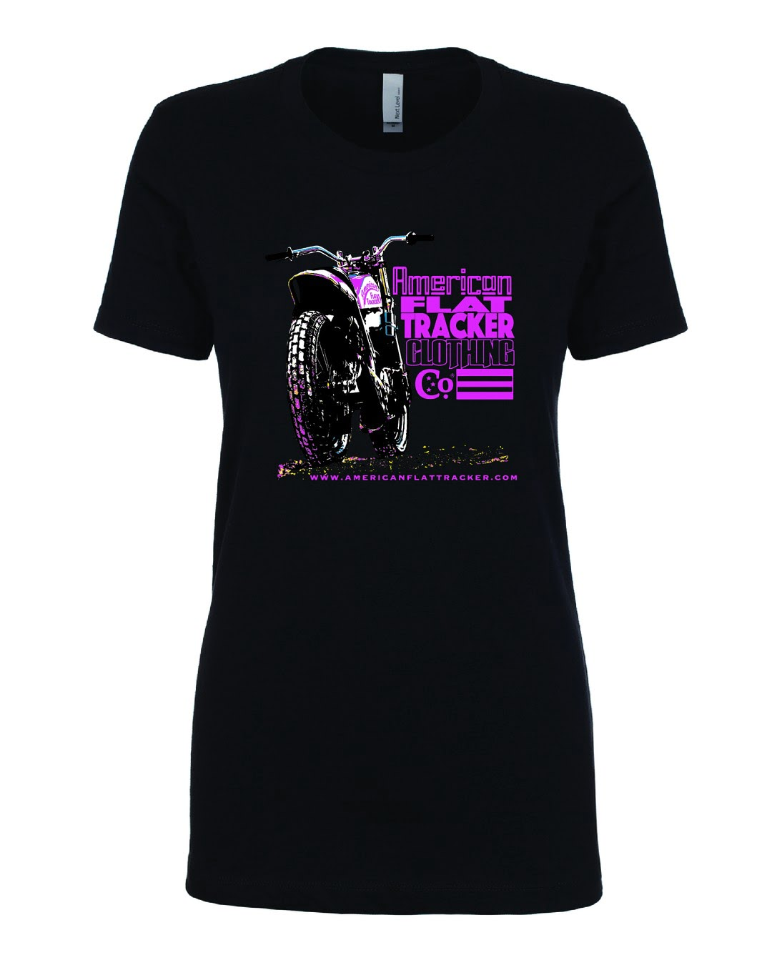 AFTCC: 2018 RBV - Women's T-Shirt Black Pink