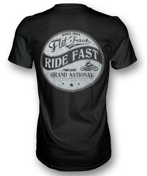 RIDE FAST SHORT SLEEVE ADULT !! SALE !! SMALL ONLY